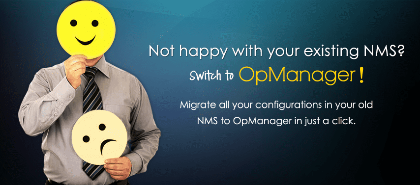 OpManager Migration