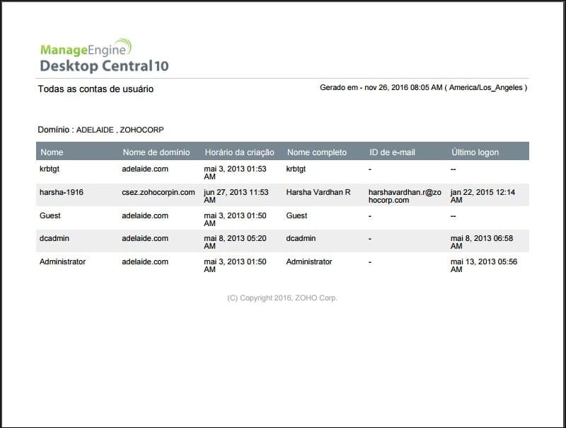 ManageEngine Desktop Central 10 – Blog ACSoftware – ManageEngine